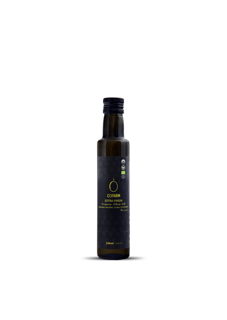O3 Farm Extra Virgin Olive Oil 250ml/8.5oz