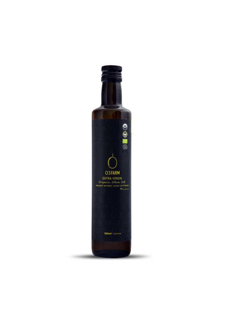 O3 Farm Extra Virgin Olive Oil 500ml/17oz